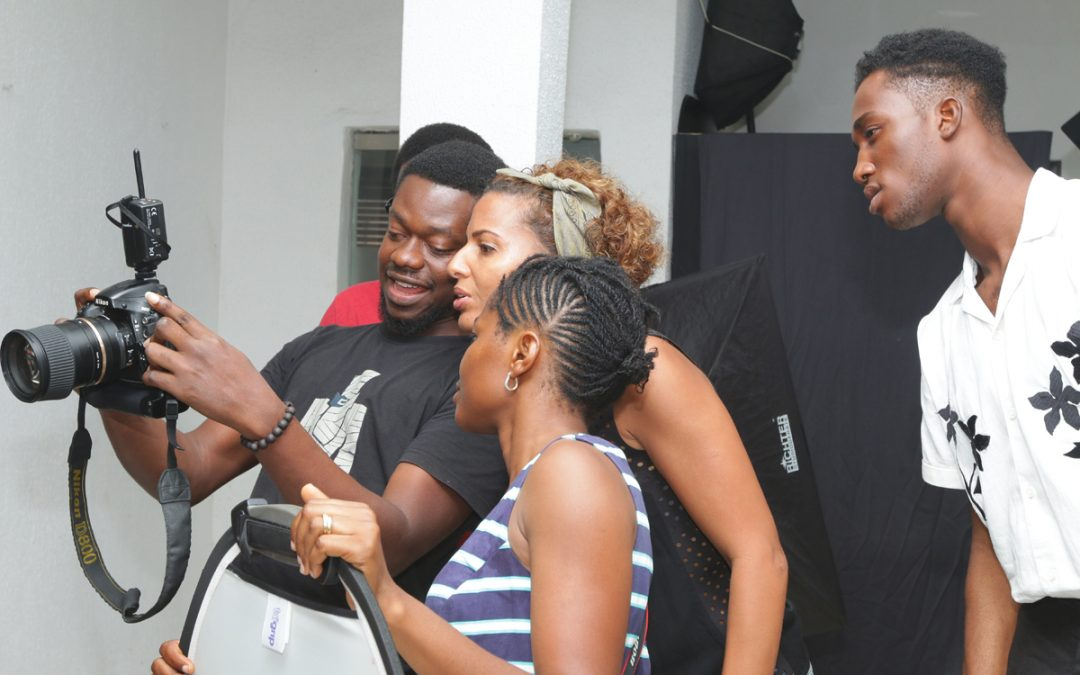 Recap | Fashion Photography Workshop with Yetunde Babaeko