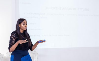 Principles of Styling Masterclass with Veronica Odeka Recap
