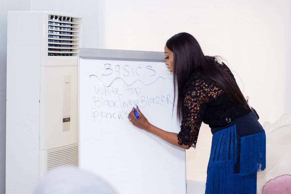 The Assembly Principals of Styling Masterclass_Veronica Odeka