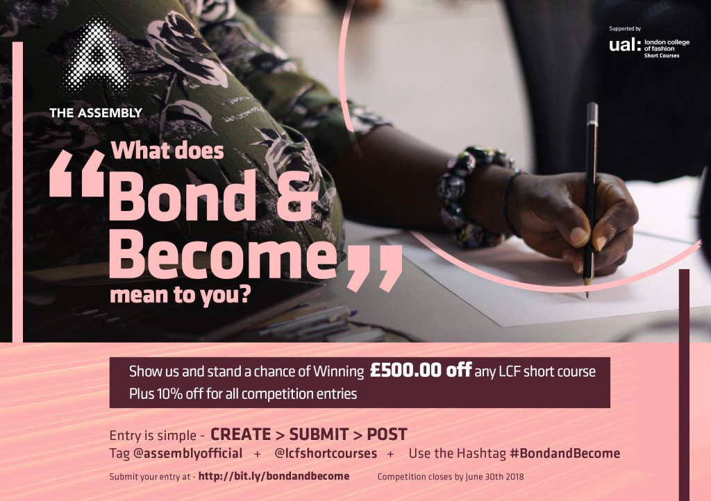 The Assembly_LCF competition _bond and become
