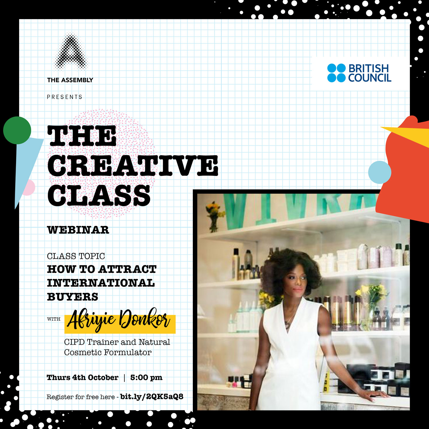 How to Create a Beauty Product Line That Sells Webinar | The Assembly