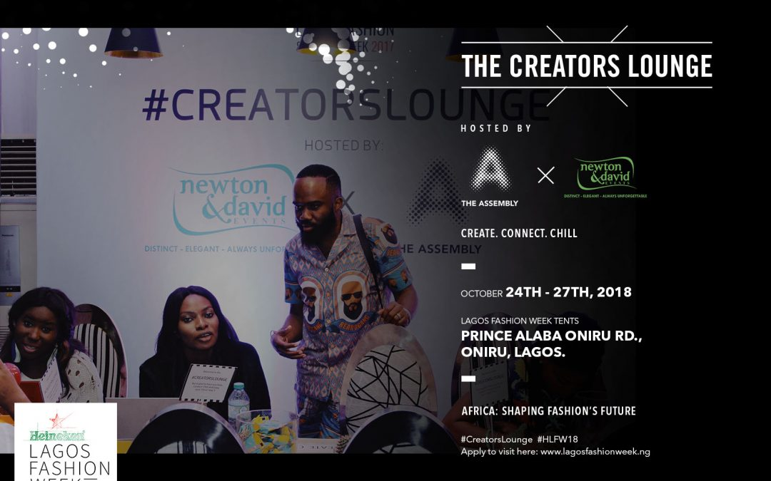 #CreatorsLounge hosted by The Assembly x Newton & David