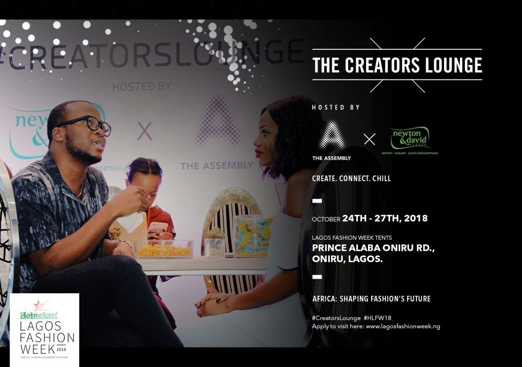 Creators Lounge, The Assembly