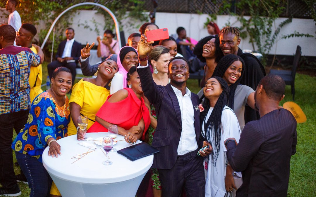 Highlights from the Nigerian Creative Enterprise Programme Finale