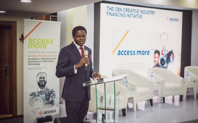 All you need to know about the Access Bank & CBN Creative Fund Initiative