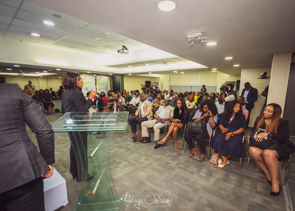 Access Bank CBN Creative Fund forum The Assembly