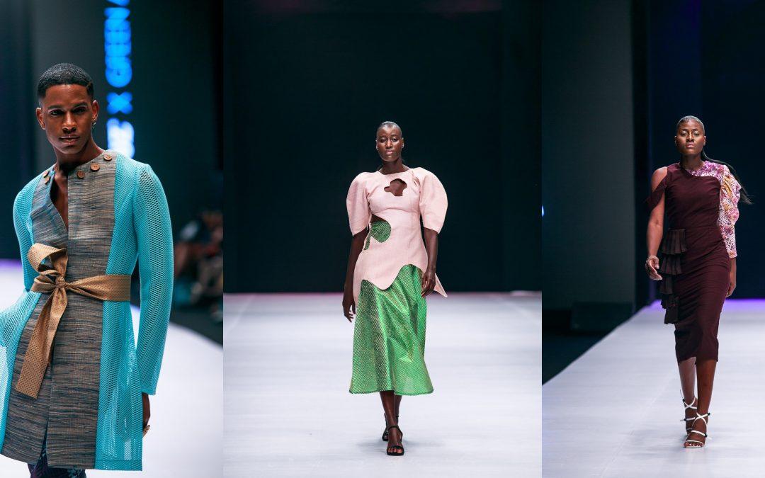 Going Green at Lagos Fashion Week 2019
