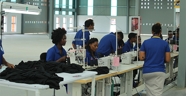 Lekki garment Factory