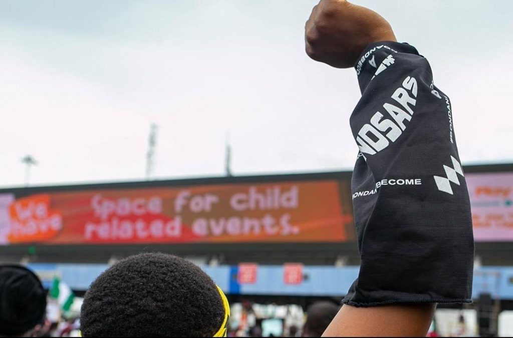 The Assembly Hub End SARS Creatives not Criminals