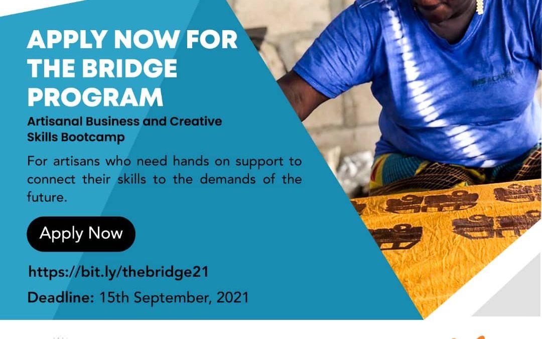 Apply to The Bridge Program